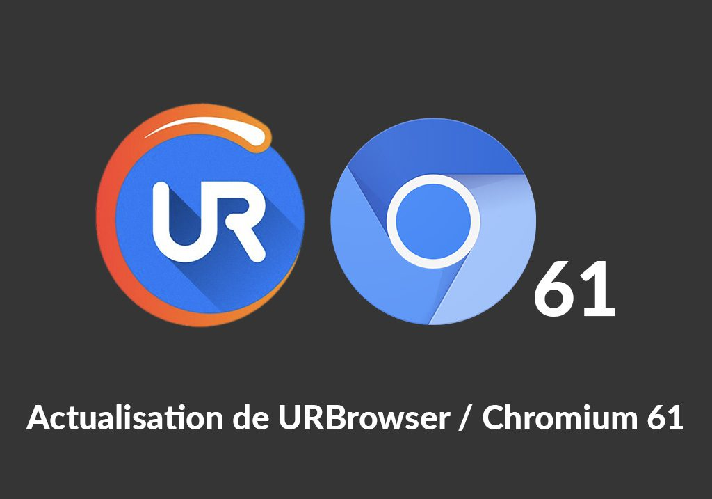 urbrowser chromium 61