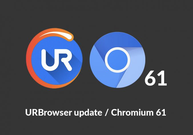 urbrowser chromium 61 update