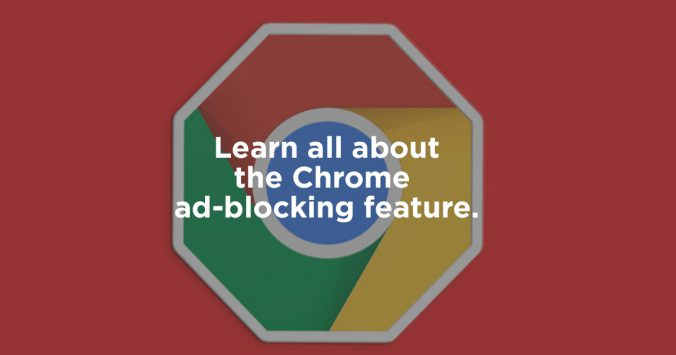 chrome ad blocking