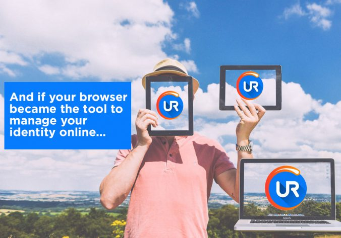 online identity browser